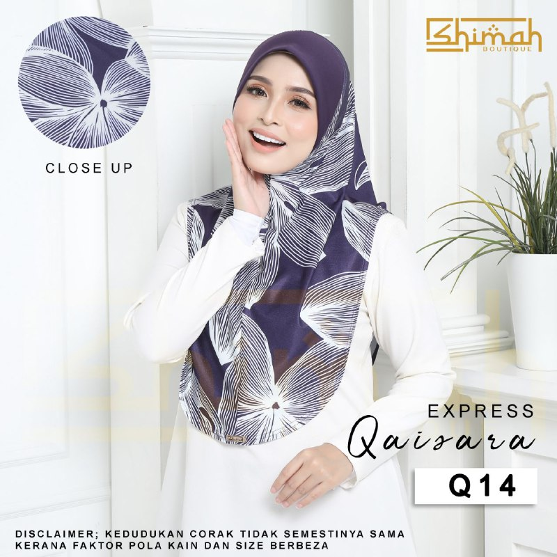 Express Qaisara - Q14