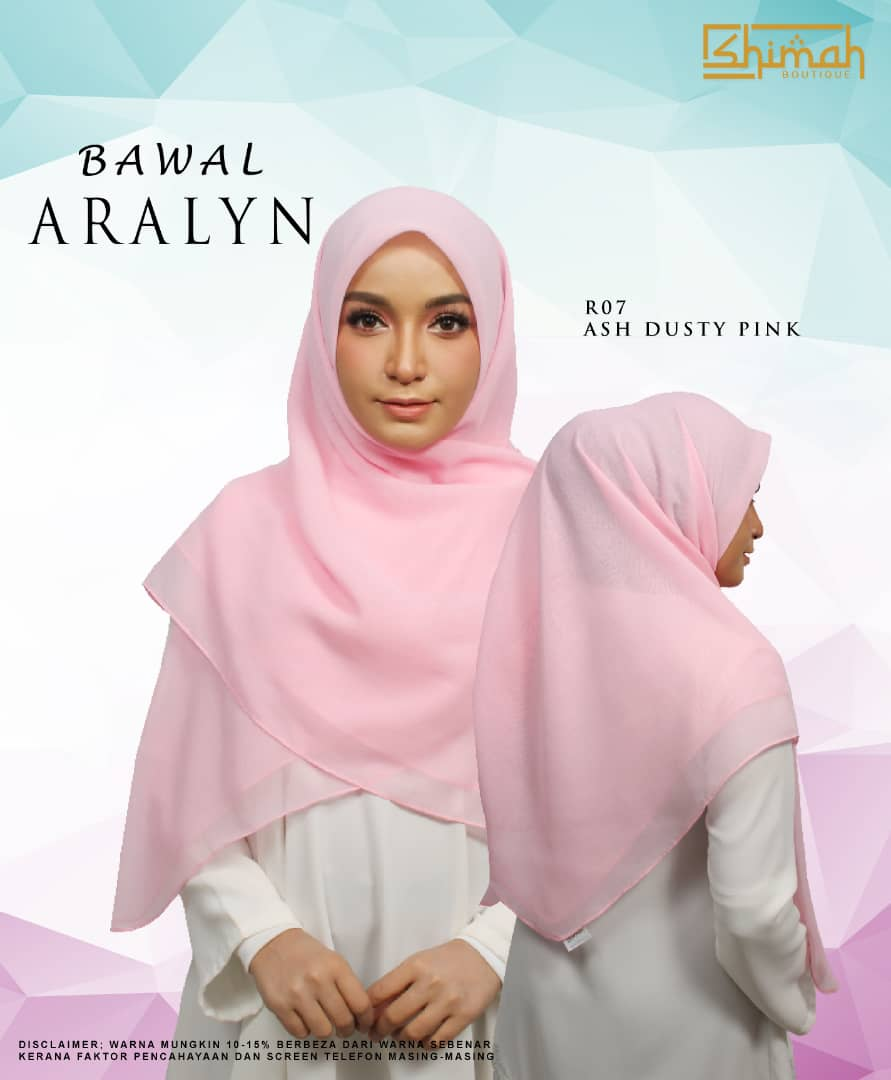 Bawal Aralyn - R07