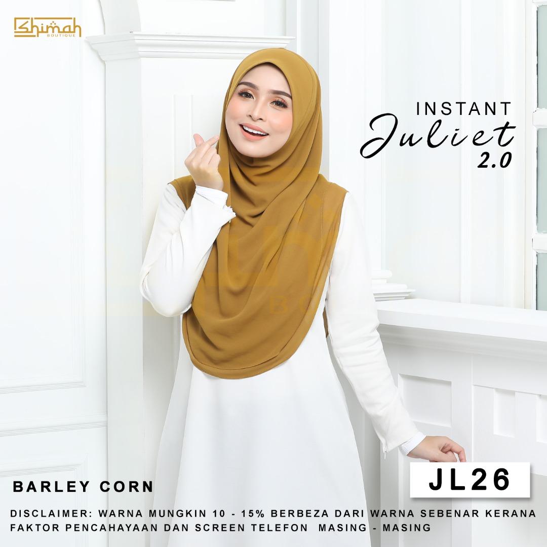 Instant Juliett 2.0 (Size XXL) - JL26