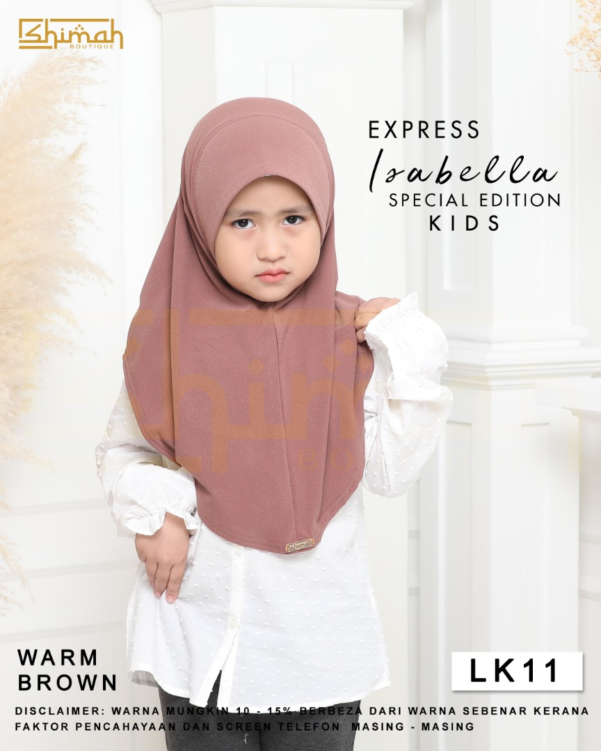 Isabella Special Edition Kids - LK11