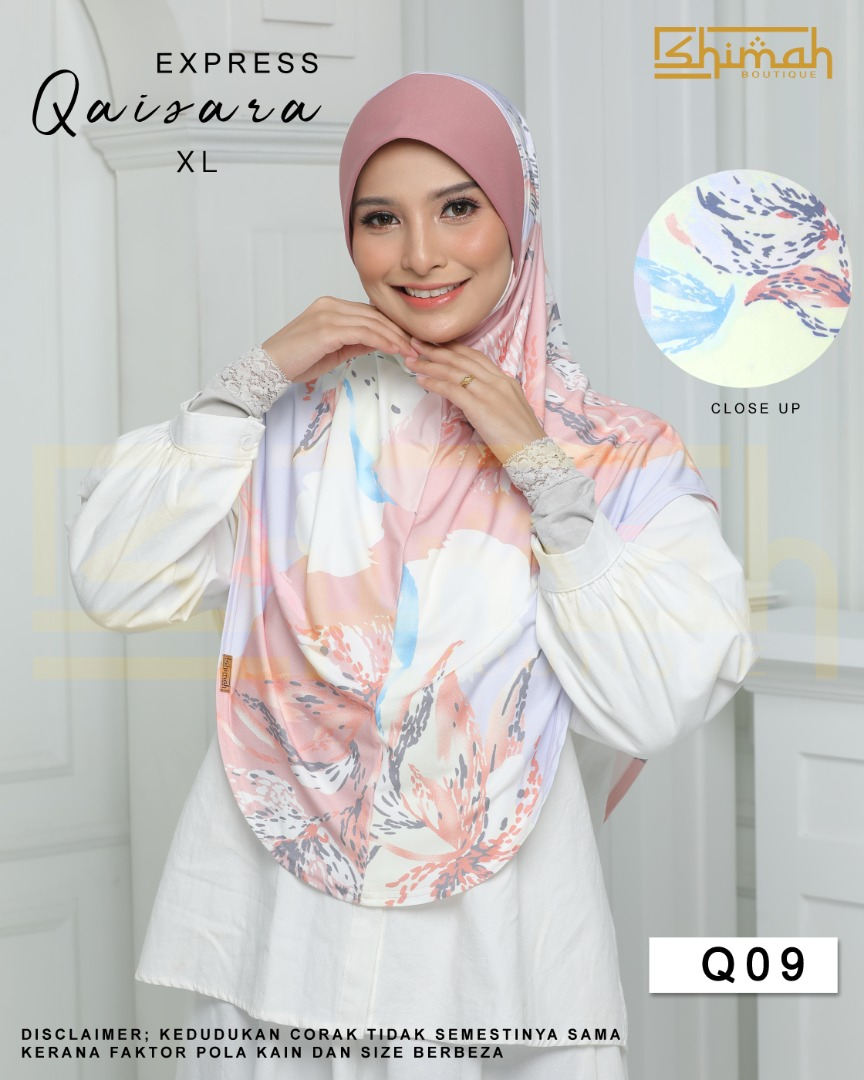 Express Qaisara - Q09 (Size XL)