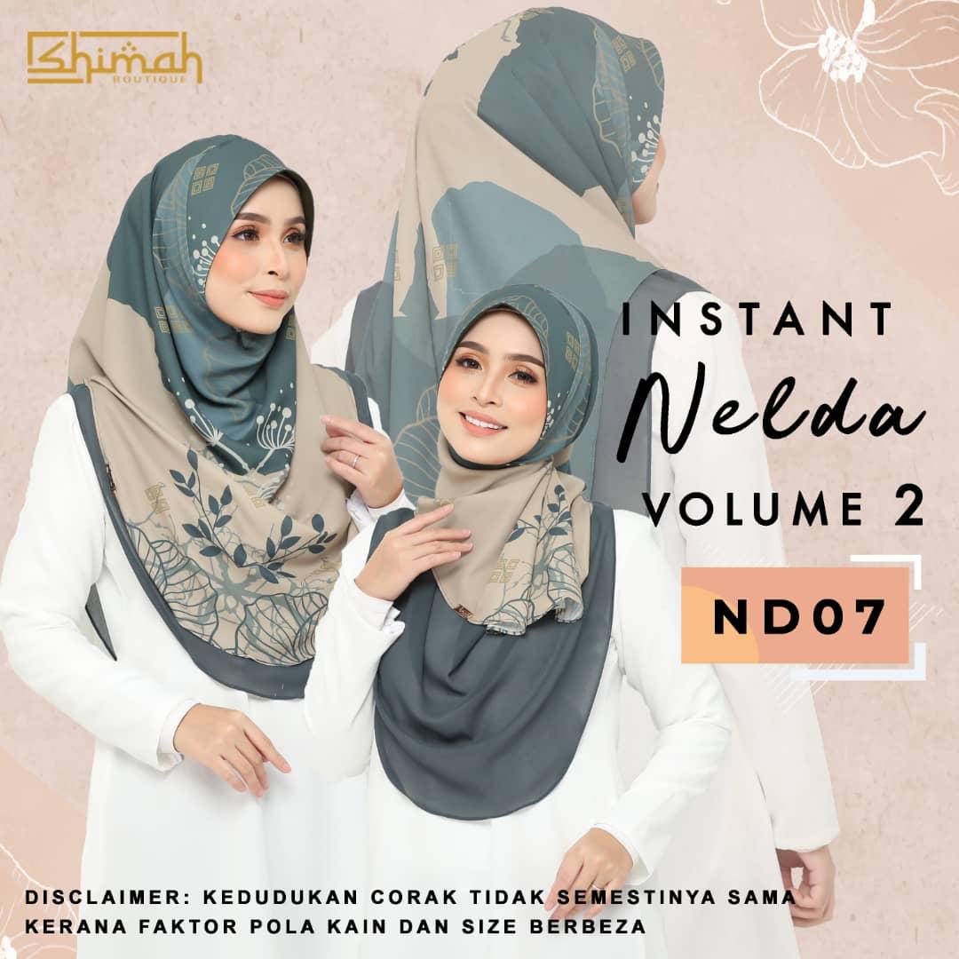 Instant Nelda 2.0 (Size M) - ND07