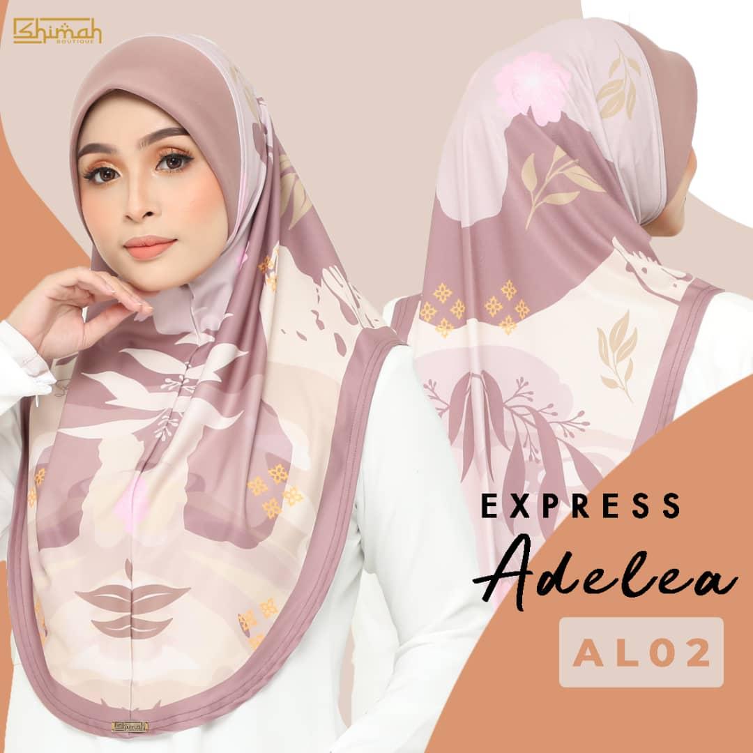 Express Adelea Size XL - AL02