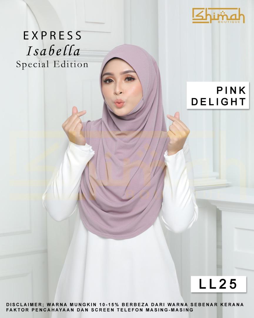 Isabella Special Edition Berdagu (Size XL) - LL25