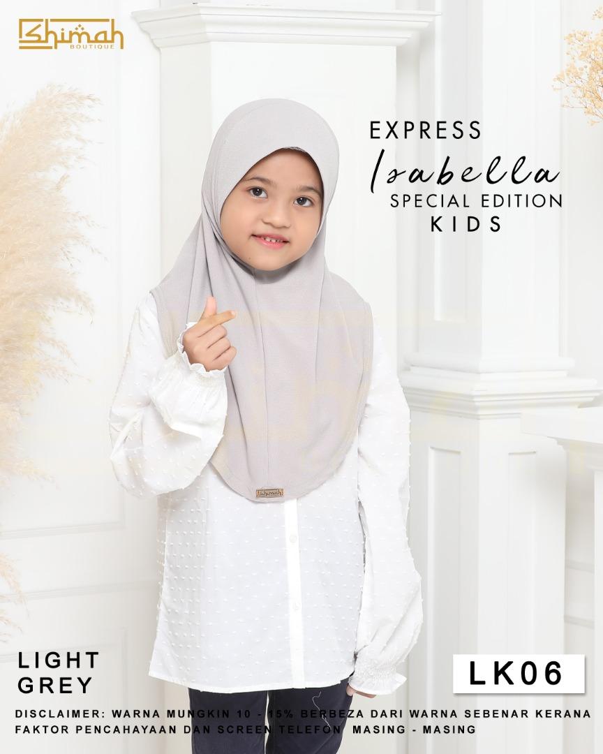 Isabella Special Edition Kids - LK06