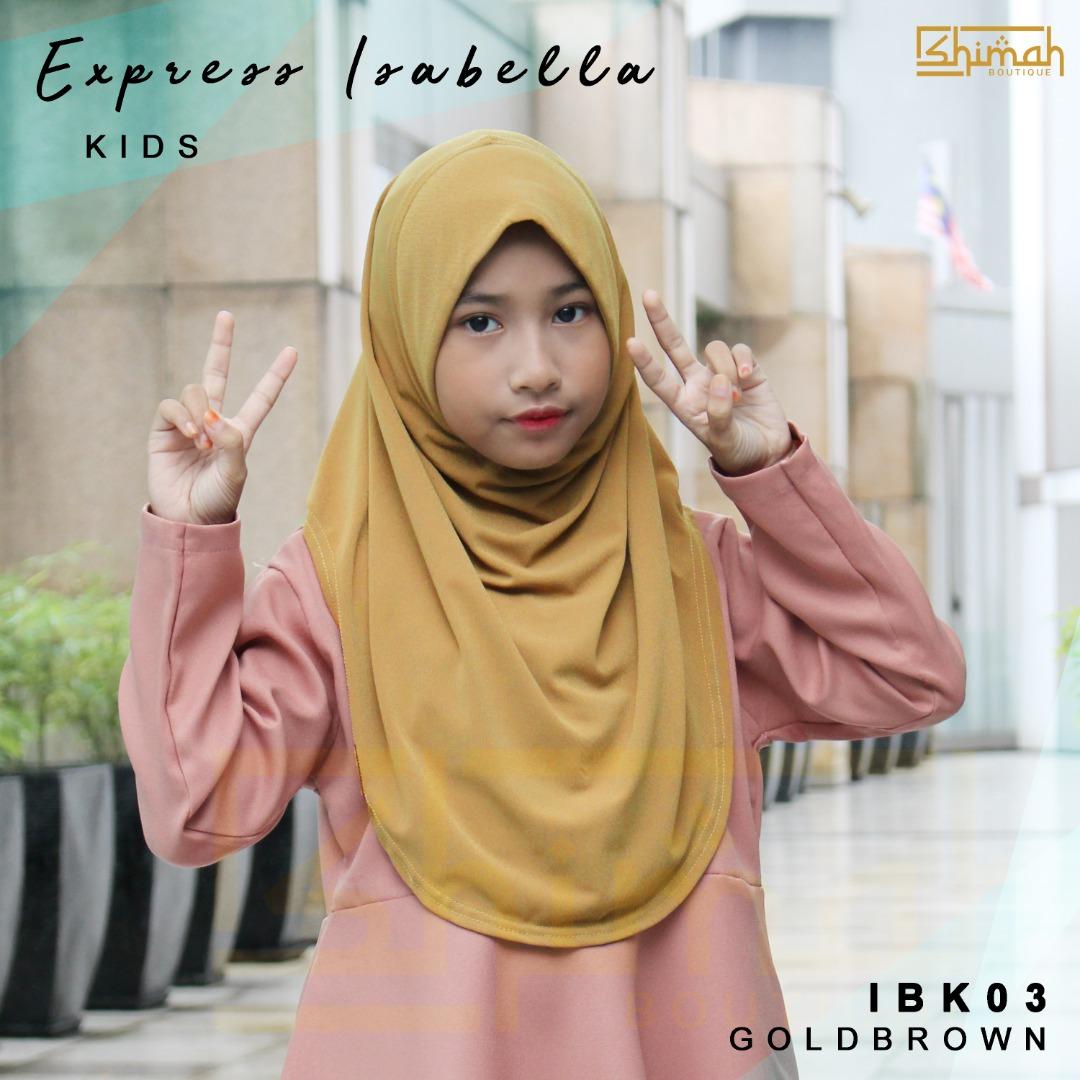Express Isabella Kids - IBK03