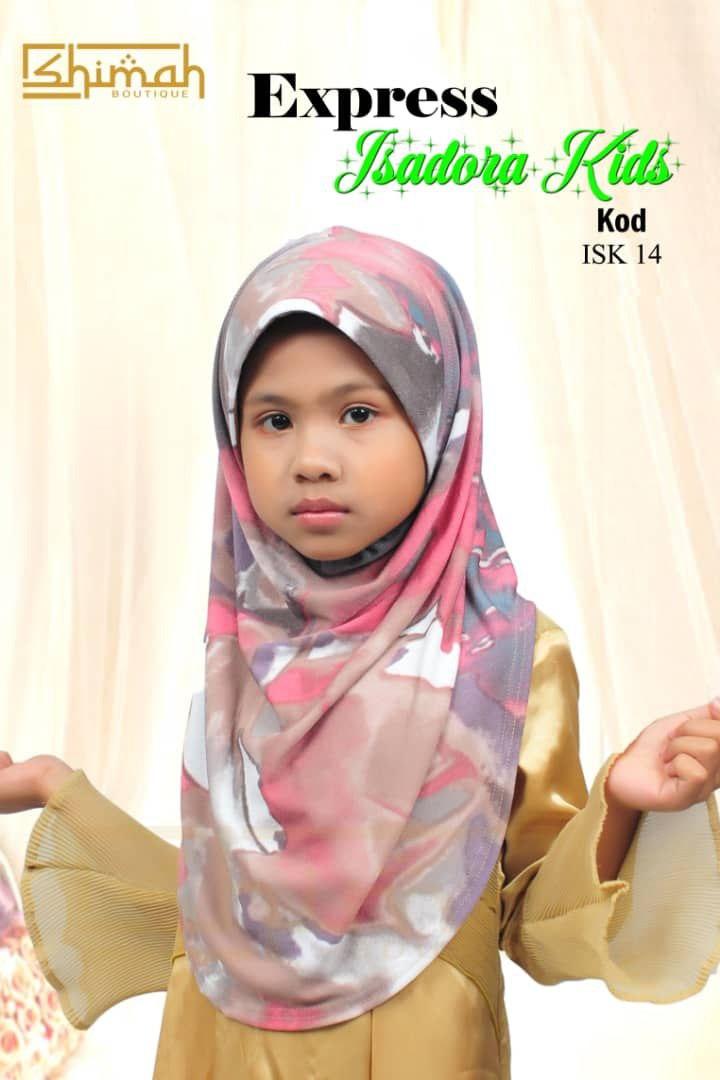 Express Isadora Kids - ISK14