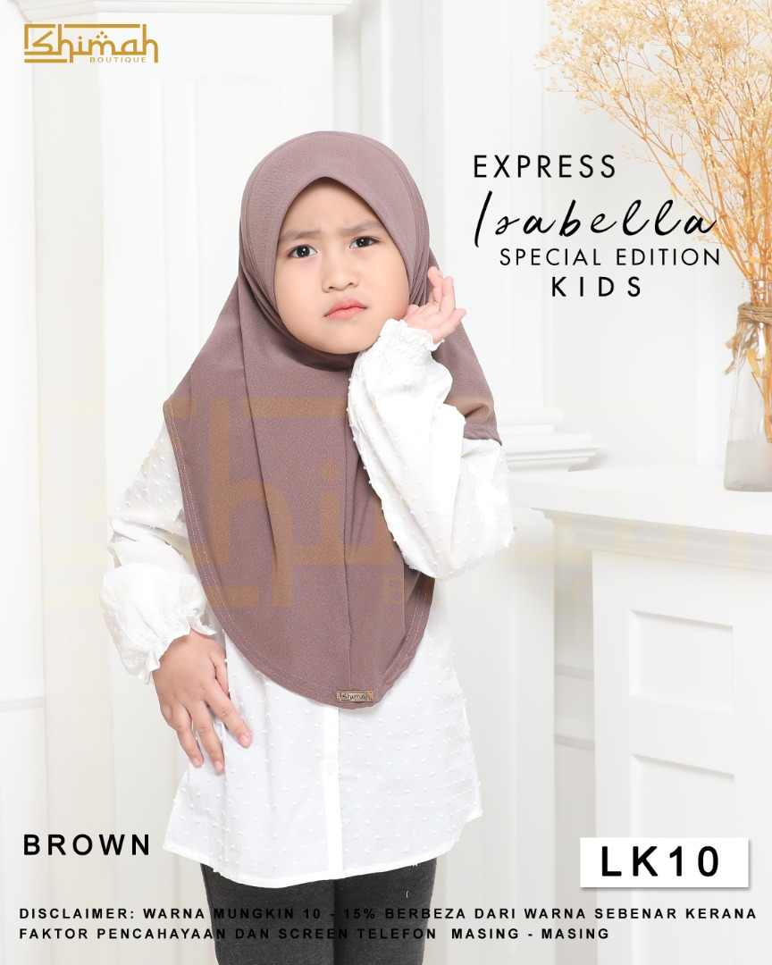 Isabella Special Edition Kids - LK10