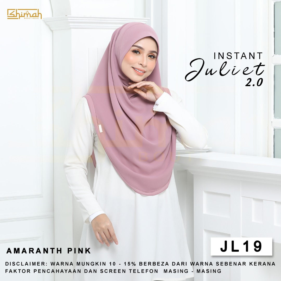 Instant Juliett 2.0 (Size XXL) - JL19