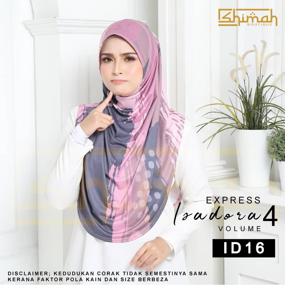 Express Isadora Vol. 4 (Size M & L) - ID16