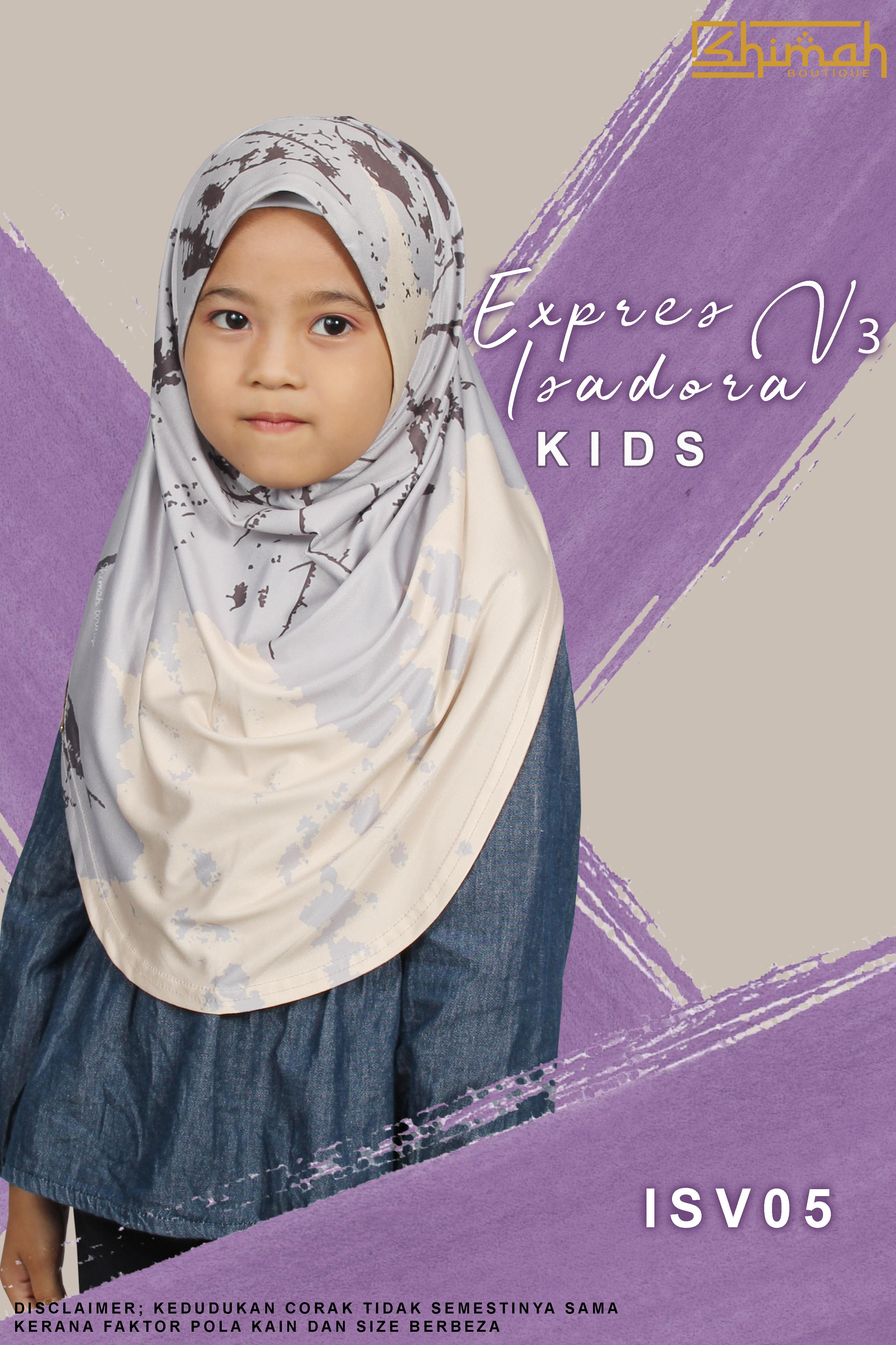 Express Isadora Kids V3 - ISKV05