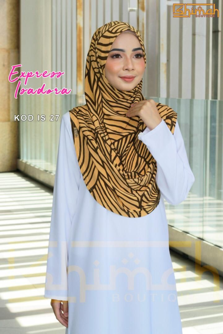 Express Isadora (Size XL) - IS27