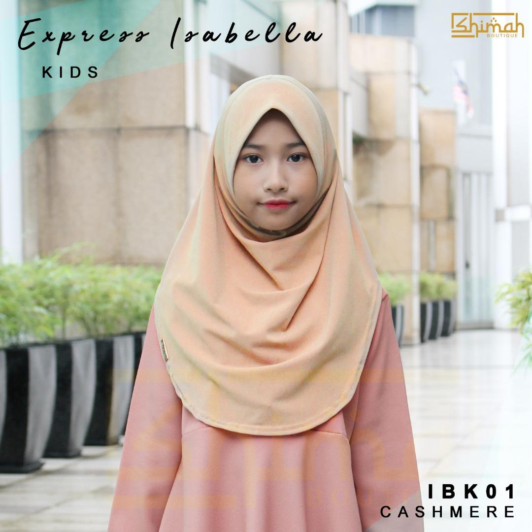Express Isabella Kids - IBK01