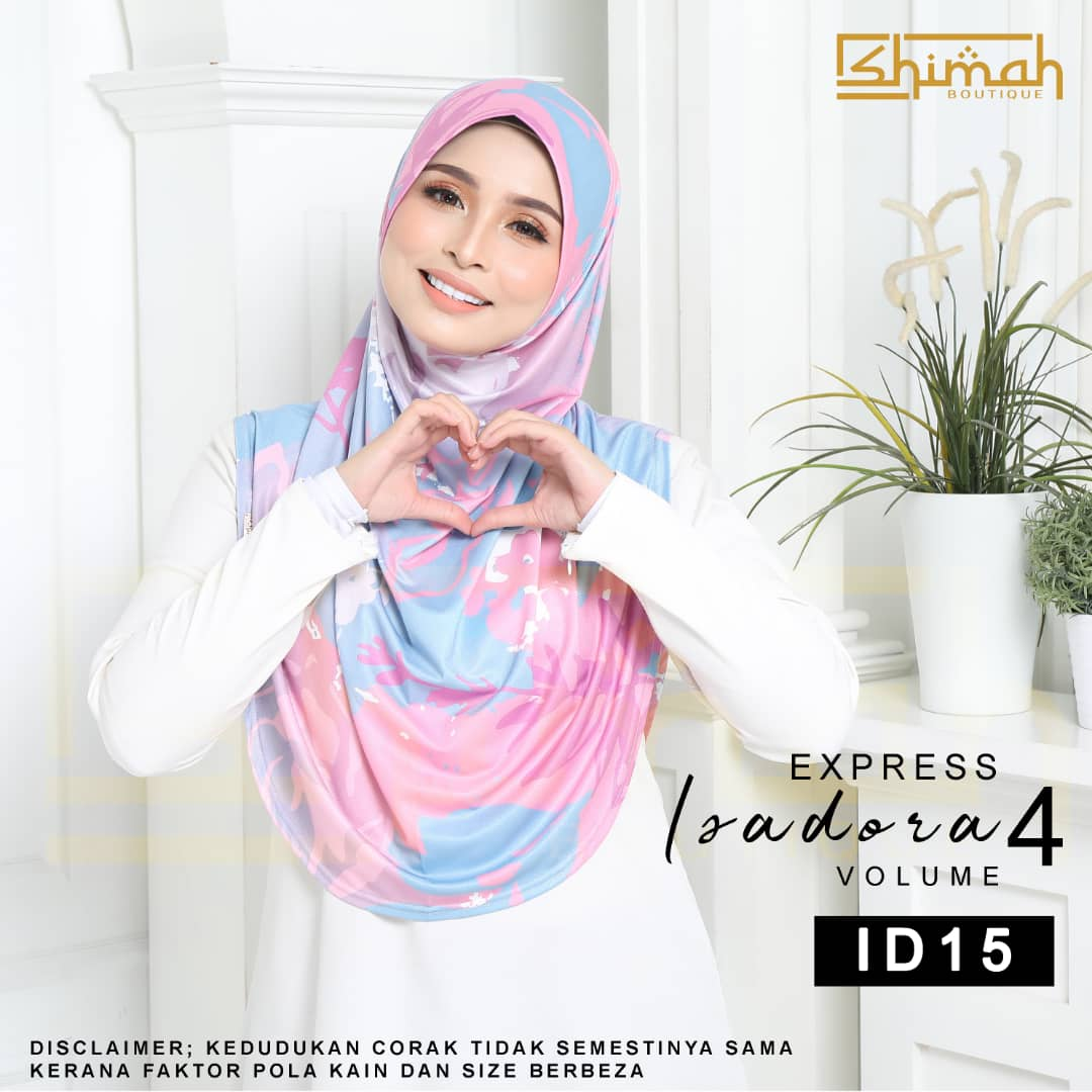 Express Isadora Vol. 4 (Size M & L) - ID15