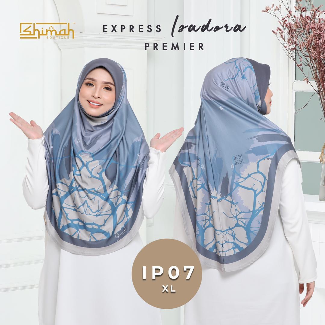 Express Isadora Premier Berdagu (L/XL) - IP07