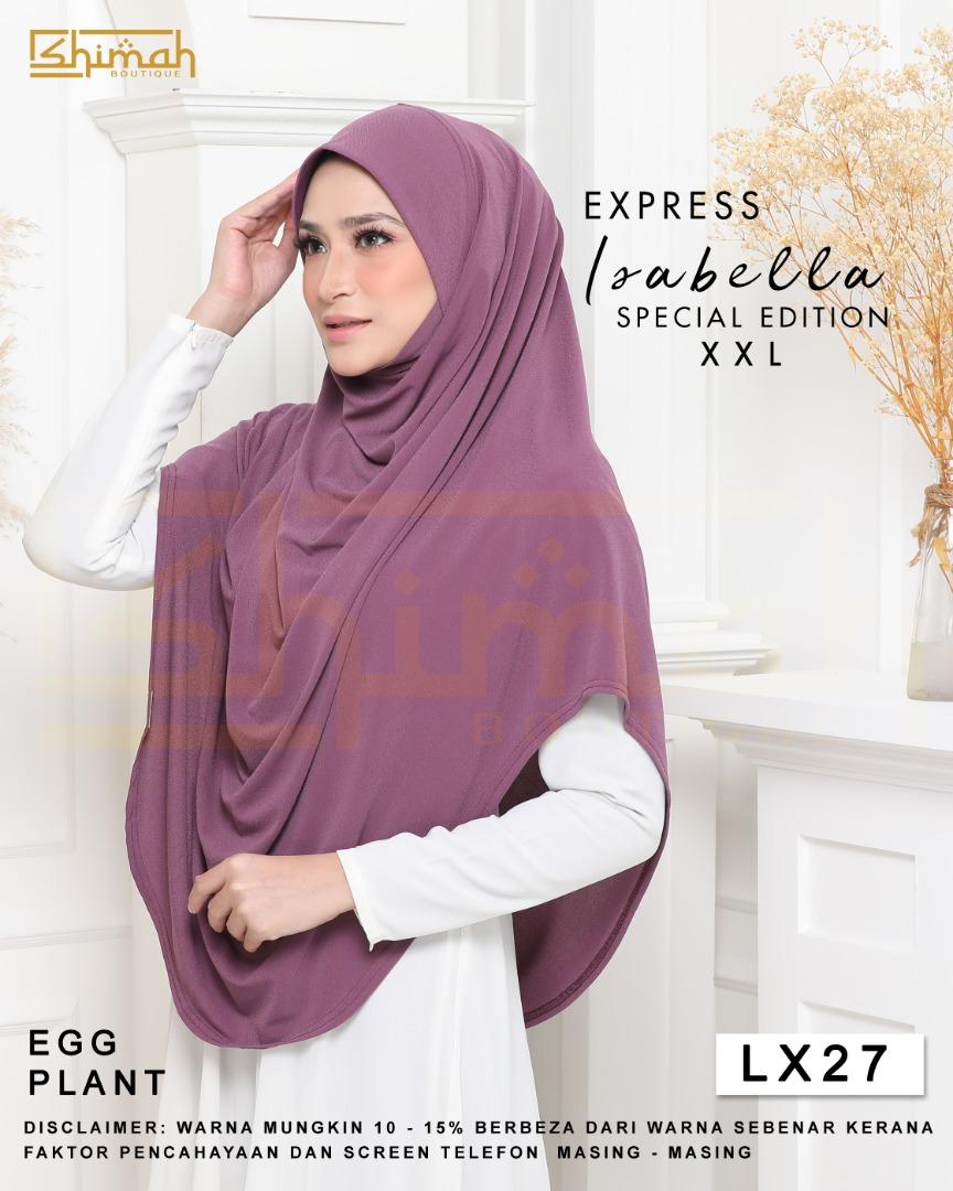 Isabella Special Edition Berdagu (Size XXL) - LX27