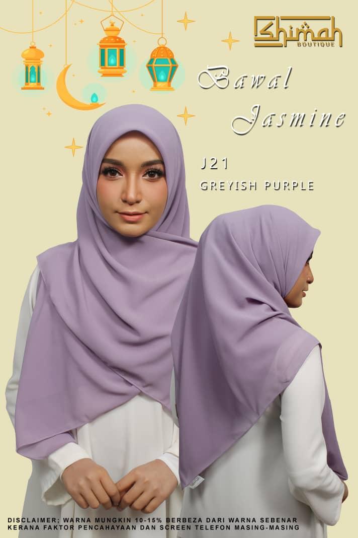 Bawal Jasmine - J21