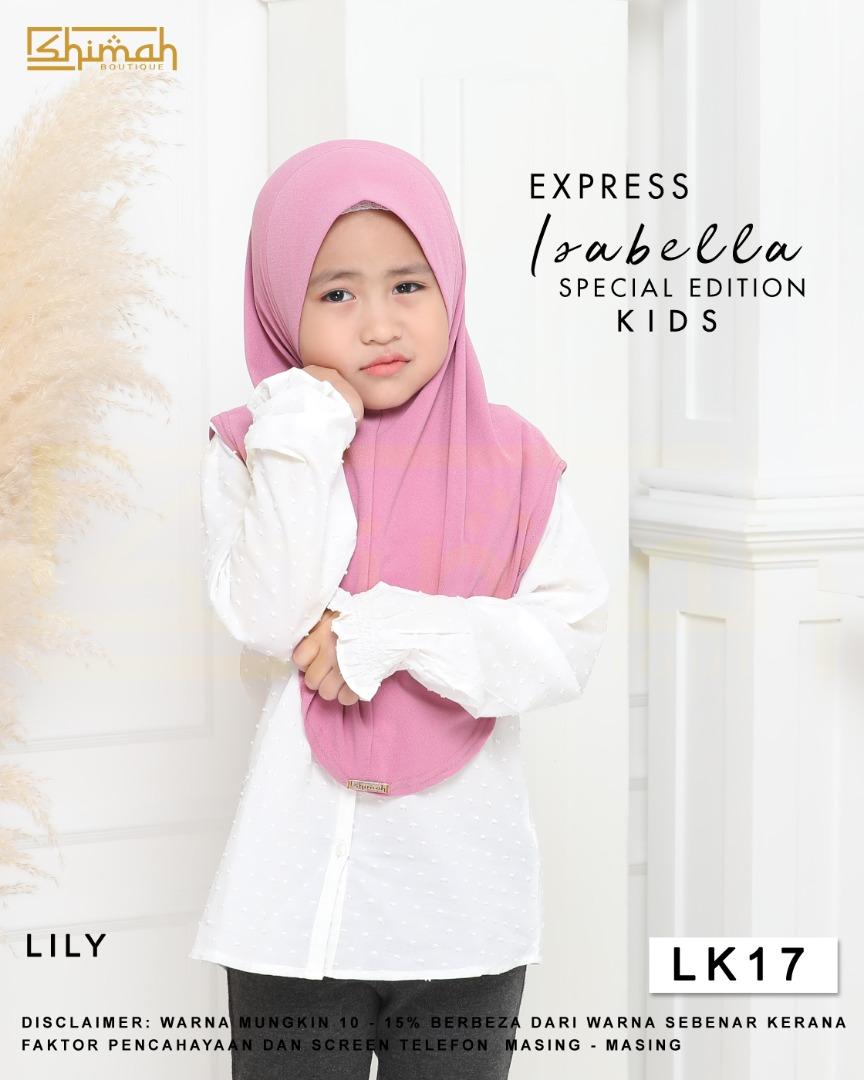 Isabella Special Edition Kids - LK17