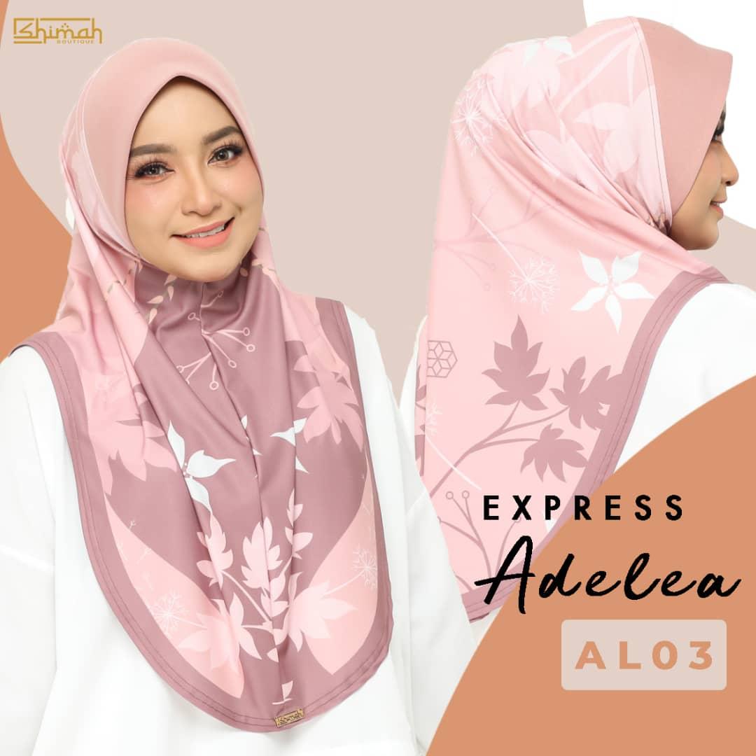 Express Adelea Size XL - AL03