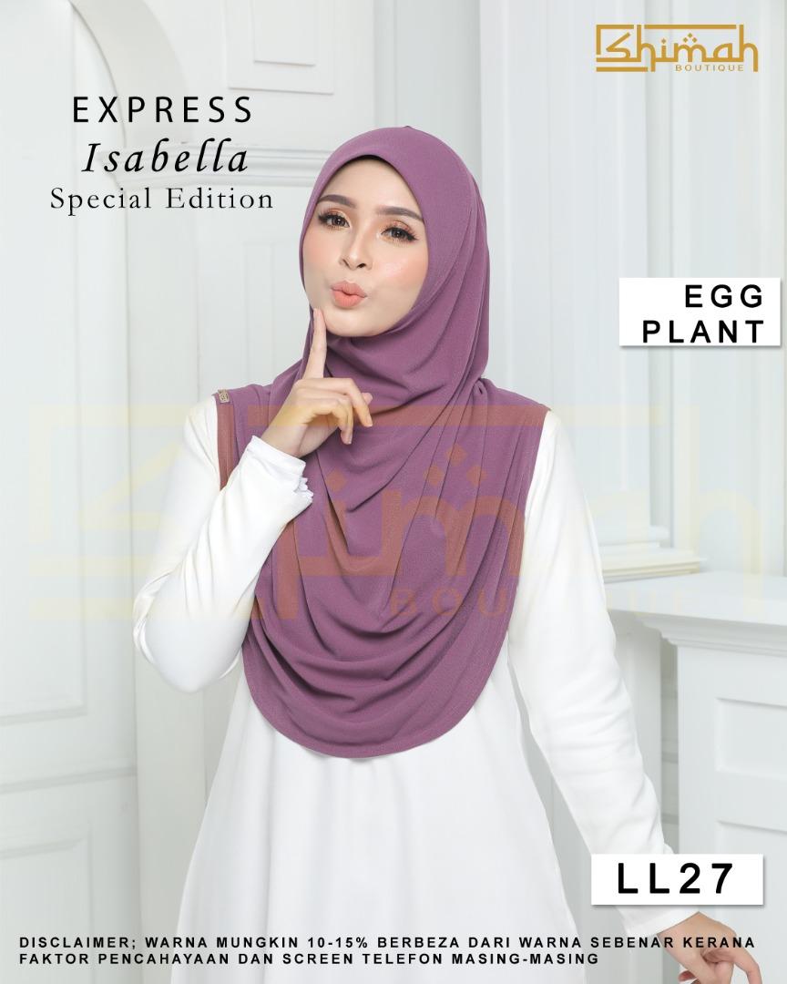 Isabella Special Edition Berdagu (Size XL) - LL27