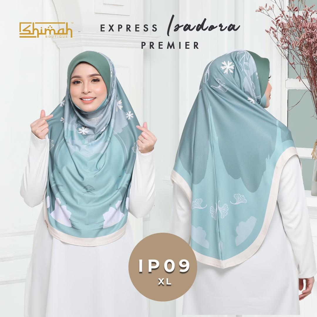 Express Isadora Premier Berdagu (L/XL) - IP09