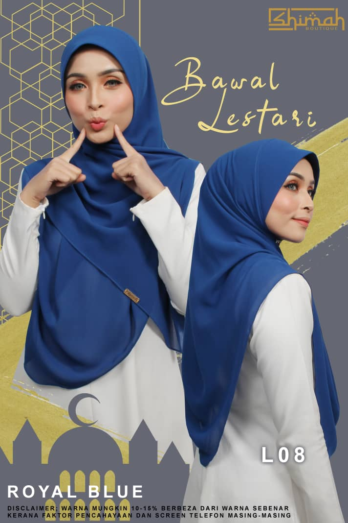 Bawal Lestari - L08