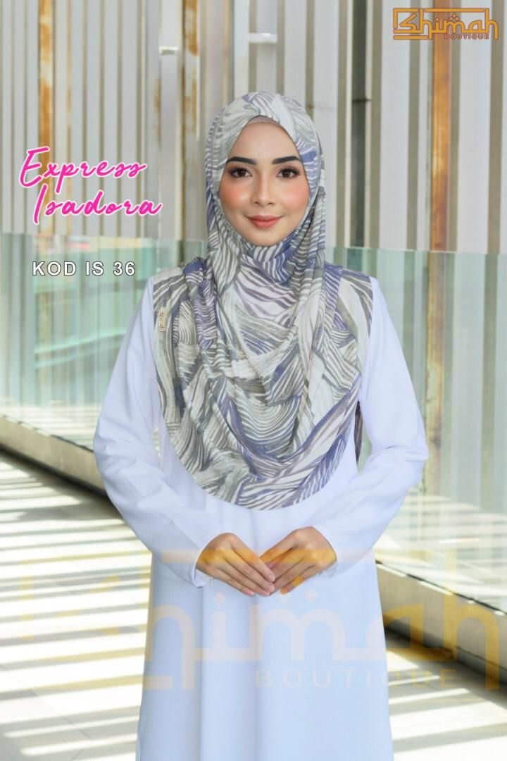 Express Isadora (SIze M & L) - IS36