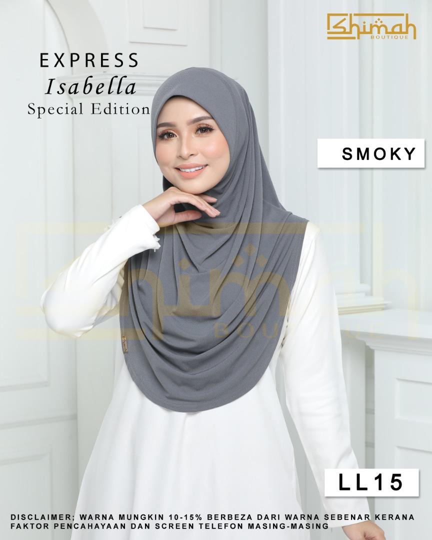Isabella Special Edition Berdagu (Size XL) - LL15