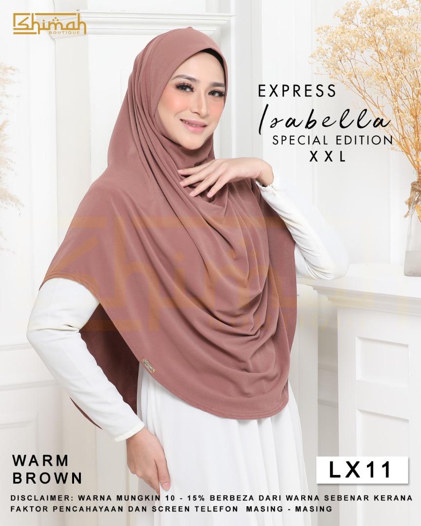 Isabella Special Edition Berdagu (Size XXL) - LX11