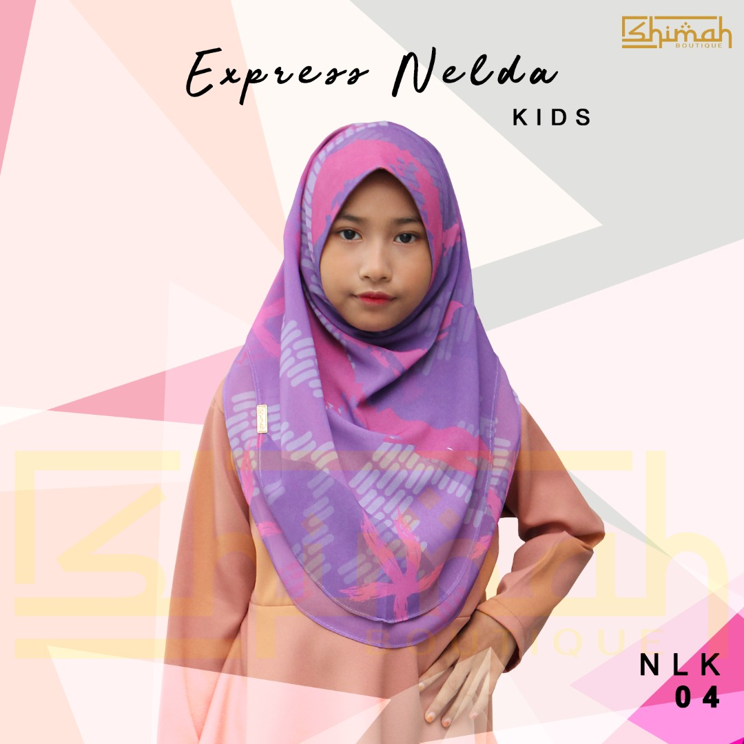 Express Nelda Kids - NLK04