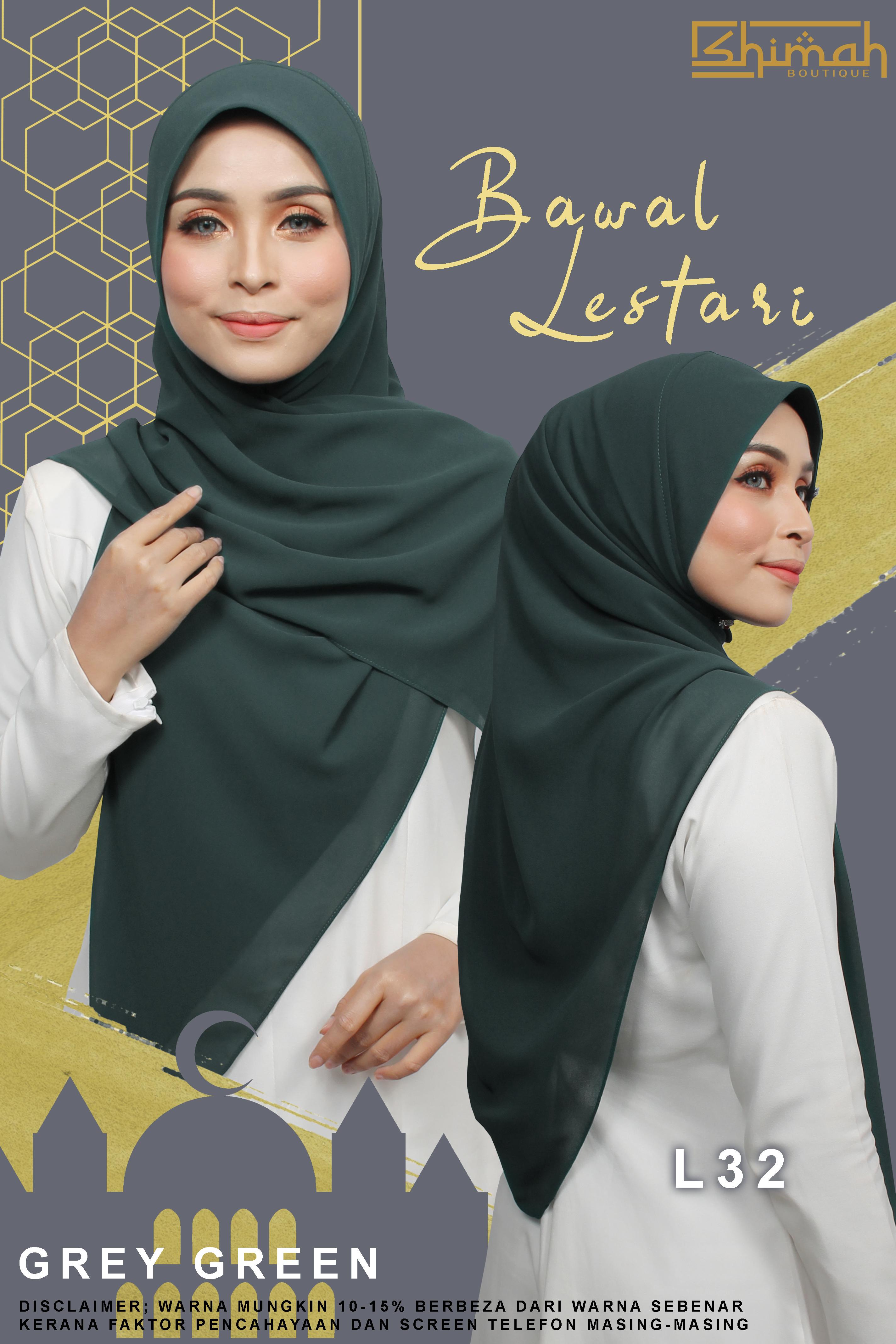 Bawal Lestari - L32