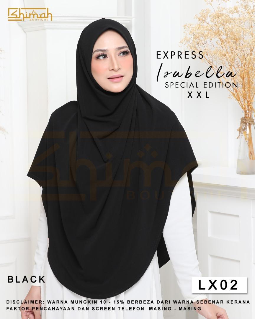 Isabella Special Edition Berdagu (Size XXL) - LX02