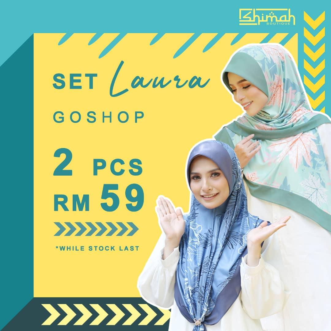 Set Laura Go Shop 2.0