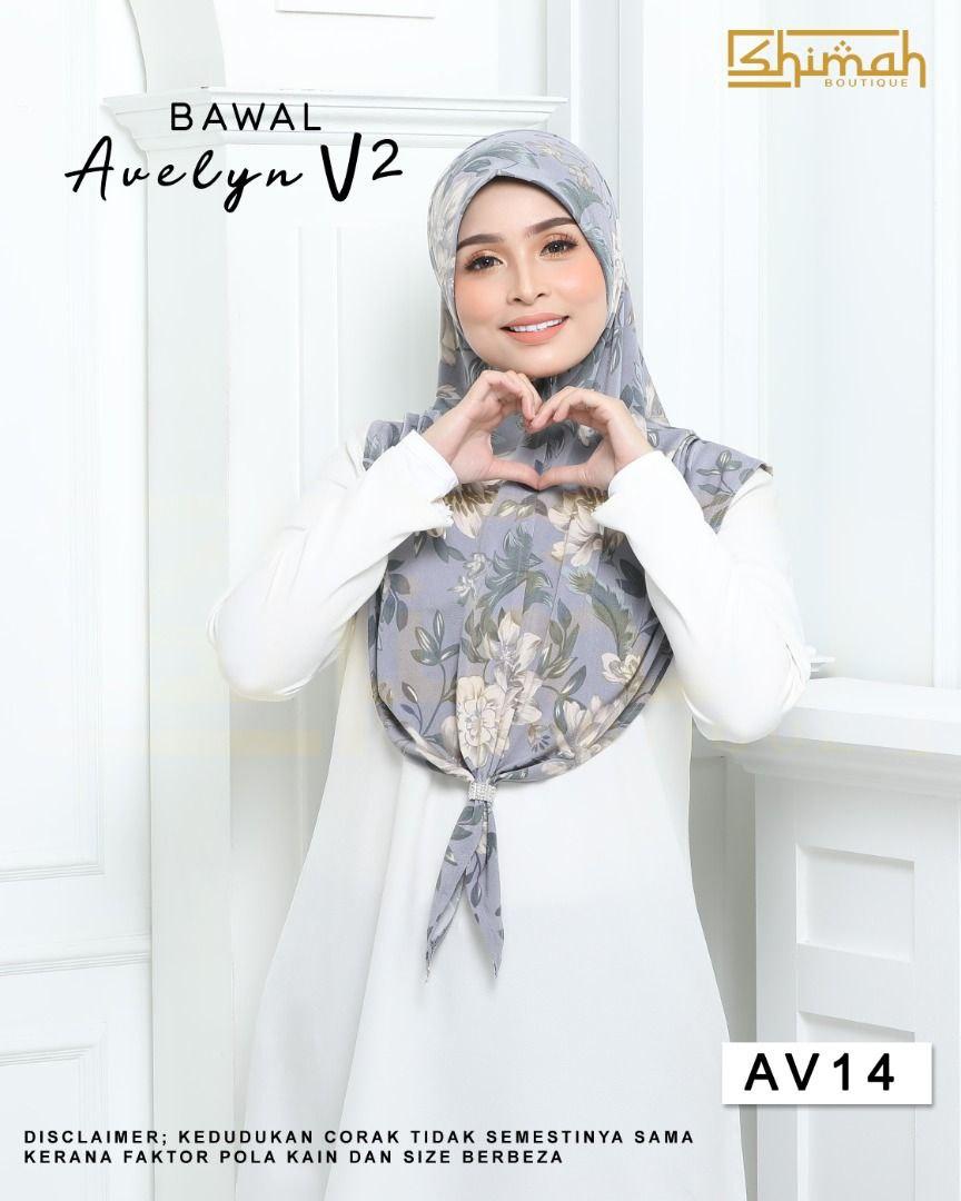Bawal Avelyn Vol. 2 (Bidang 50) - AV14