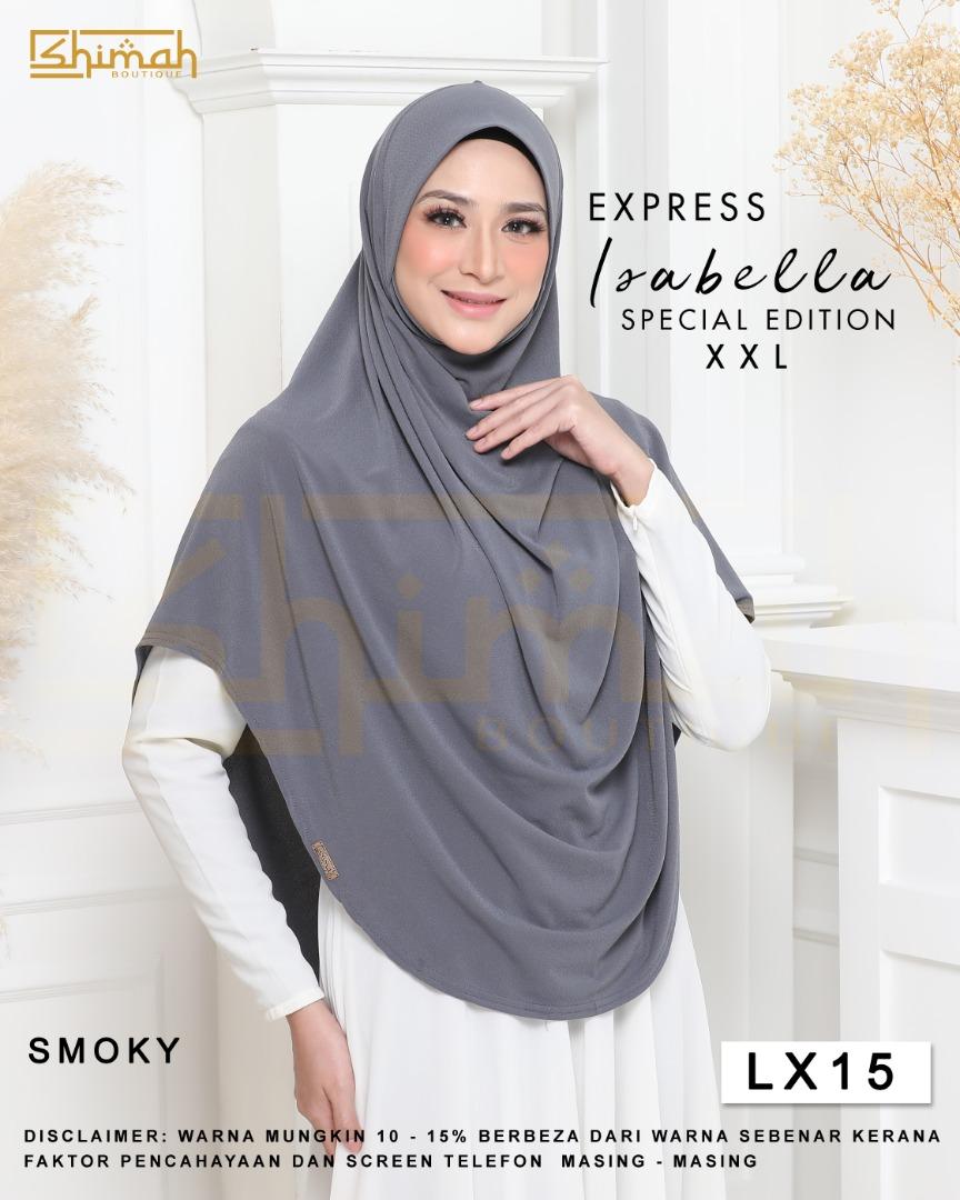 Isabella Special Edition Berdagu (Size XXL) - LX15