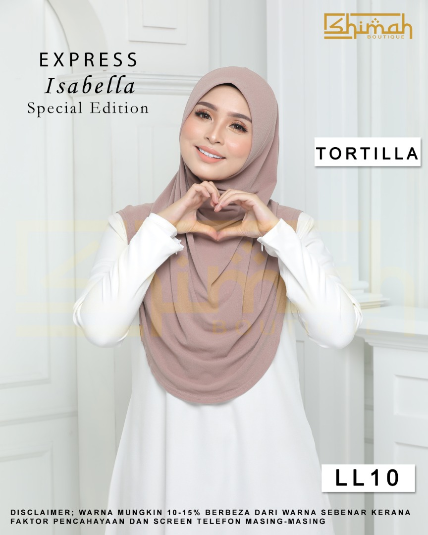 Isabella Special Edition - LL10