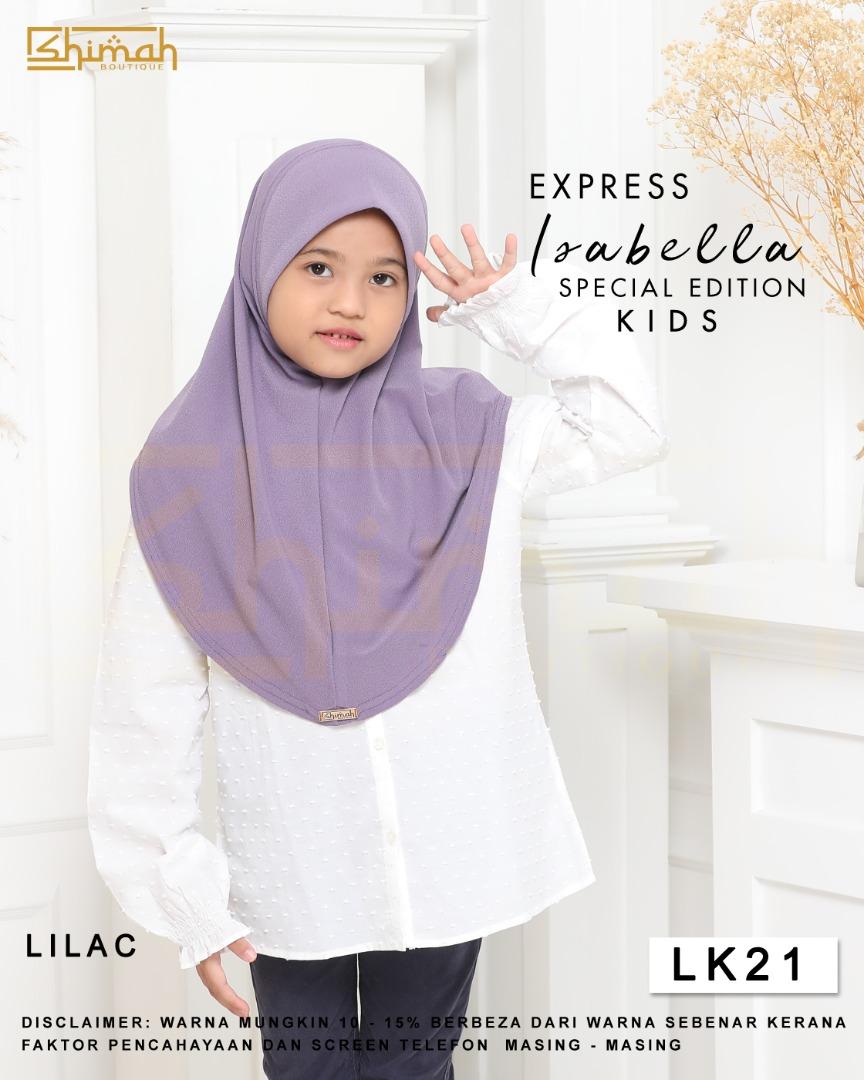 Isabella Special Edition Kids - LK21