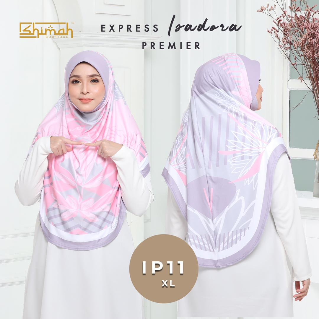 Express Isadora Premier Berdagu (L/XL) - IP11