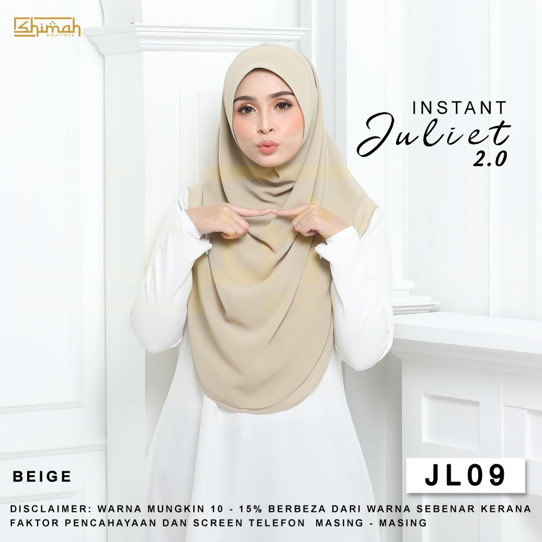 Instant Juliett 2.0 (Size XXL) - JL09