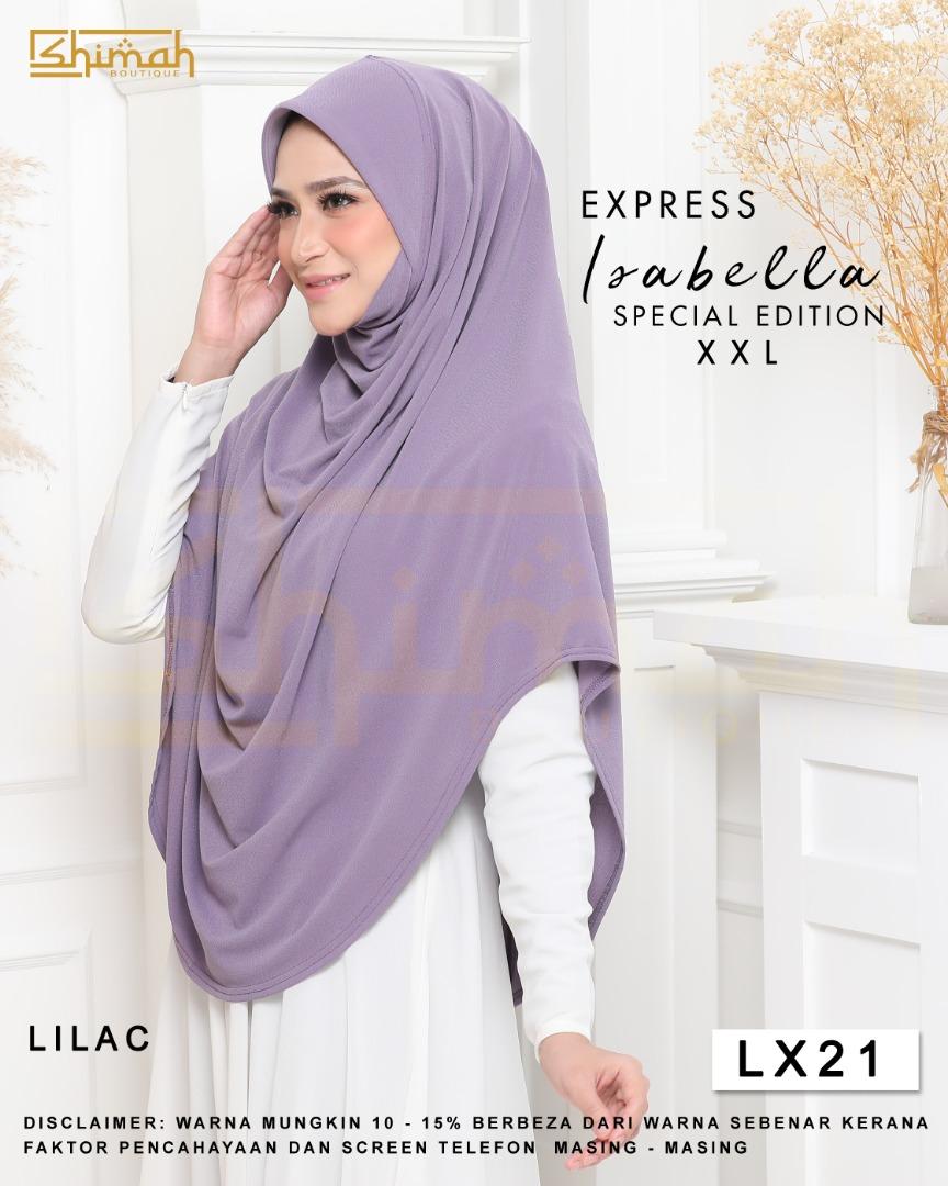 Isabella Special Edition Berdagu (Size XXL) - LX21