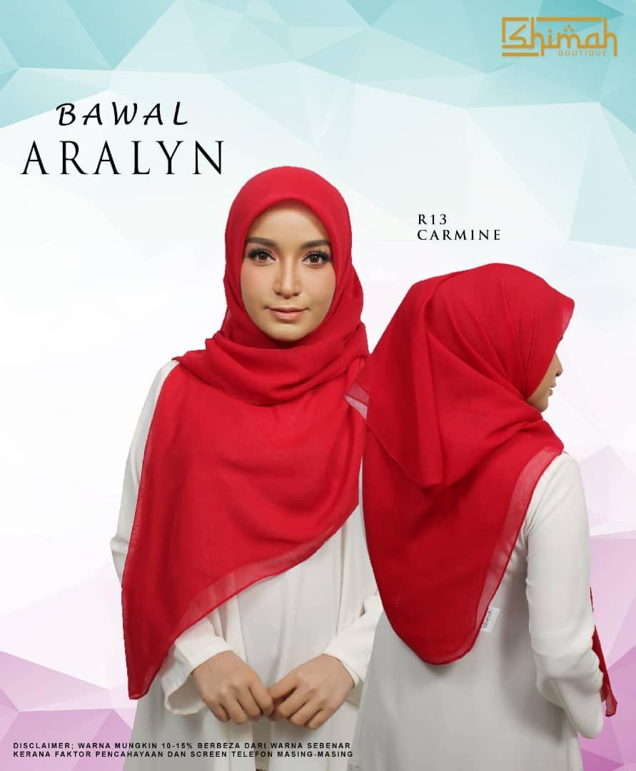 Bawal Aralyn - R13