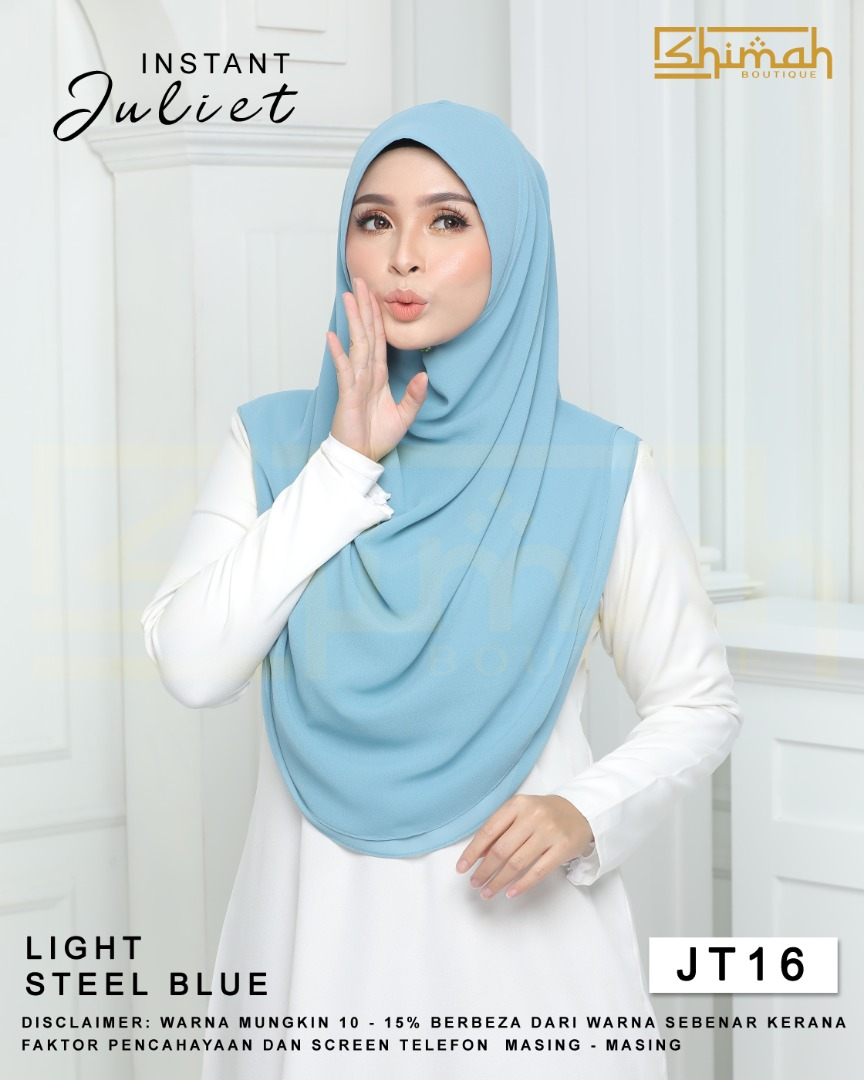 Instant Juliett (Size XL) - JT16
