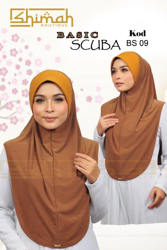 Basic Scuba - BS09