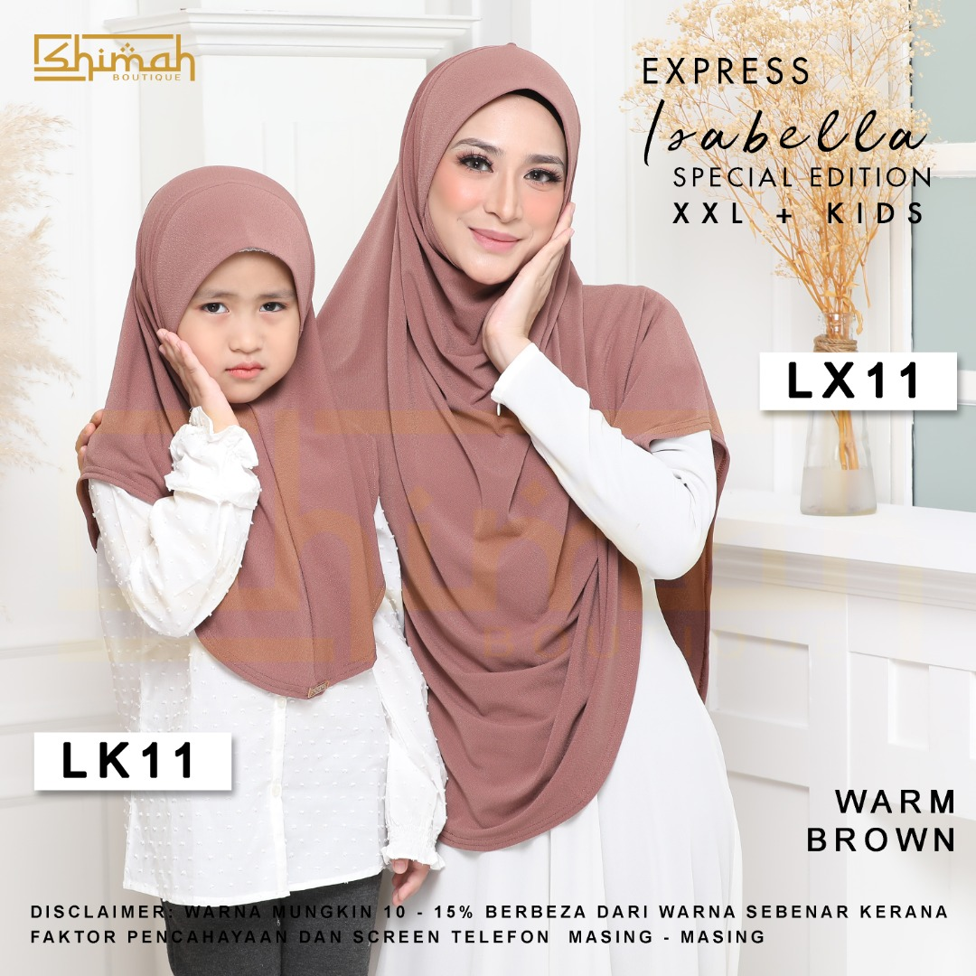 Isabella Special Edition Set - LX11