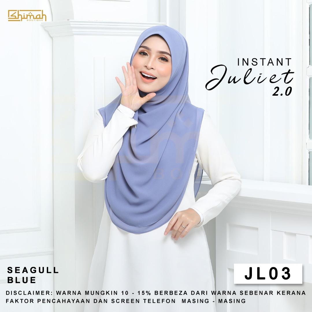 Instant Juliett 2.0 (Size XXL) - JL03