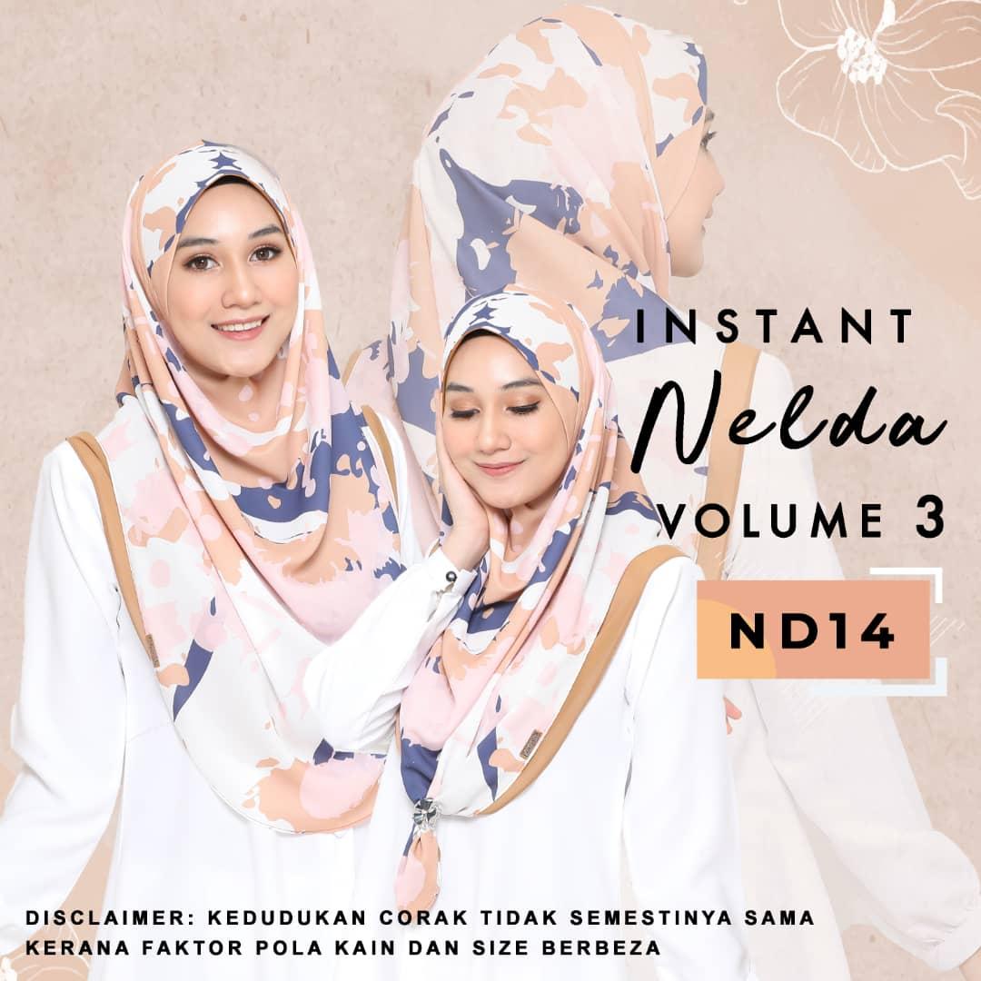 Instant Nelda 3.0 (Size M) - ND14