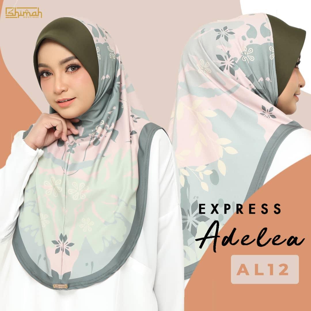 Express Adelea Size XL - AL12