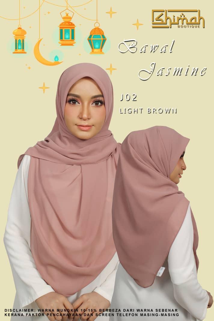 Bawal Jasmine - J02
