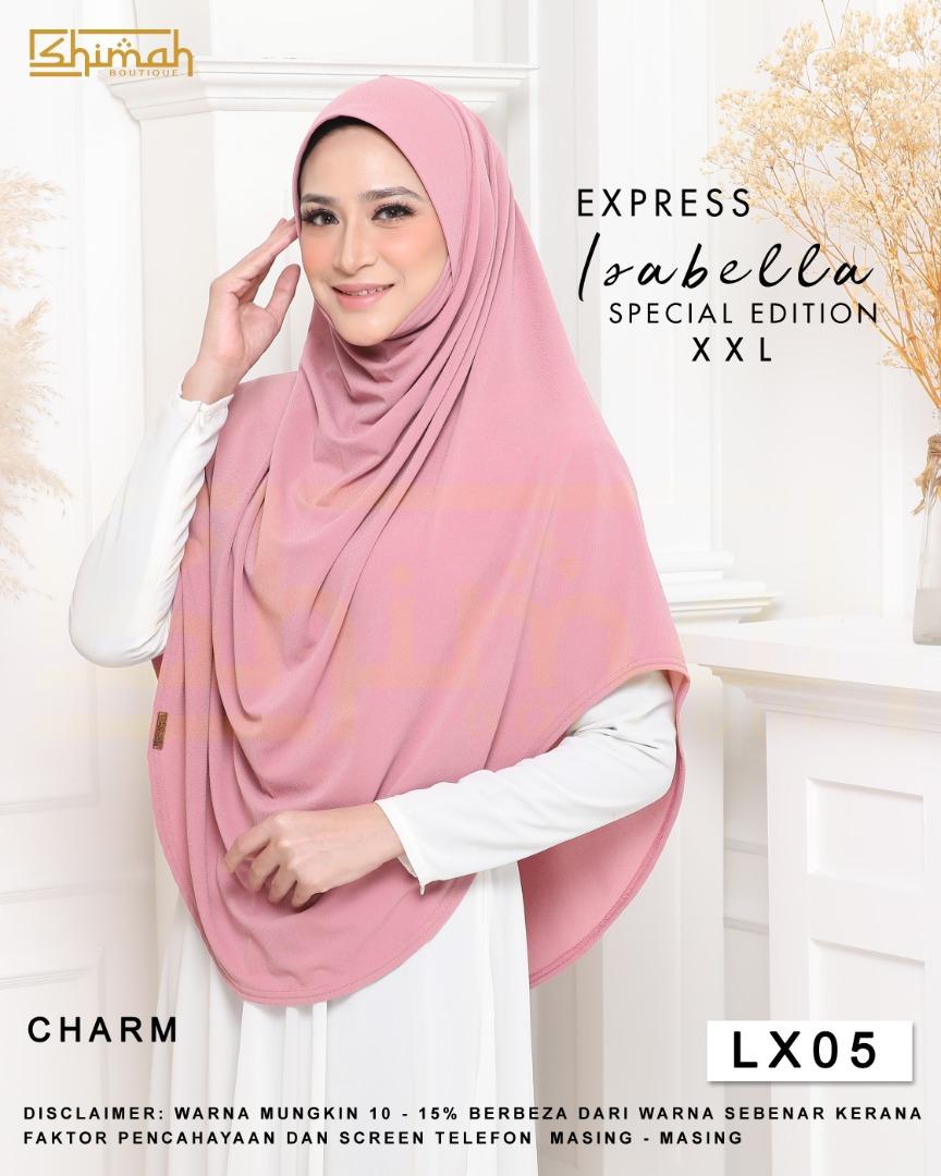 Isabella Special Edition Berdagu (Size XXL) - LX05
