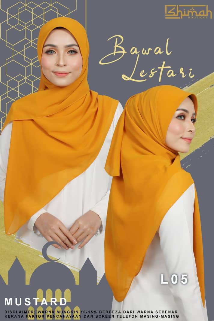 Bawal Lestari - L05